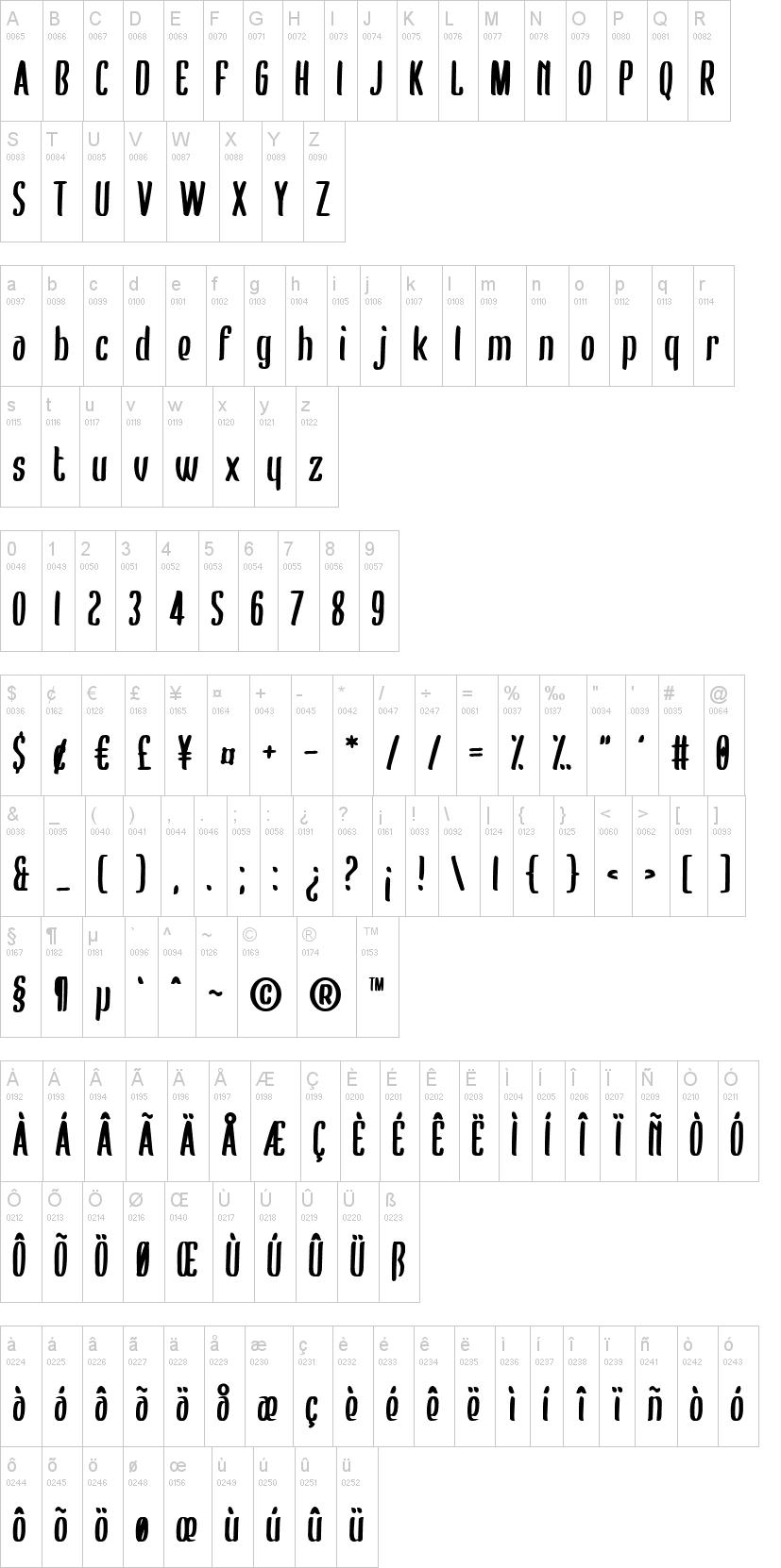 Bumblebear Font-1