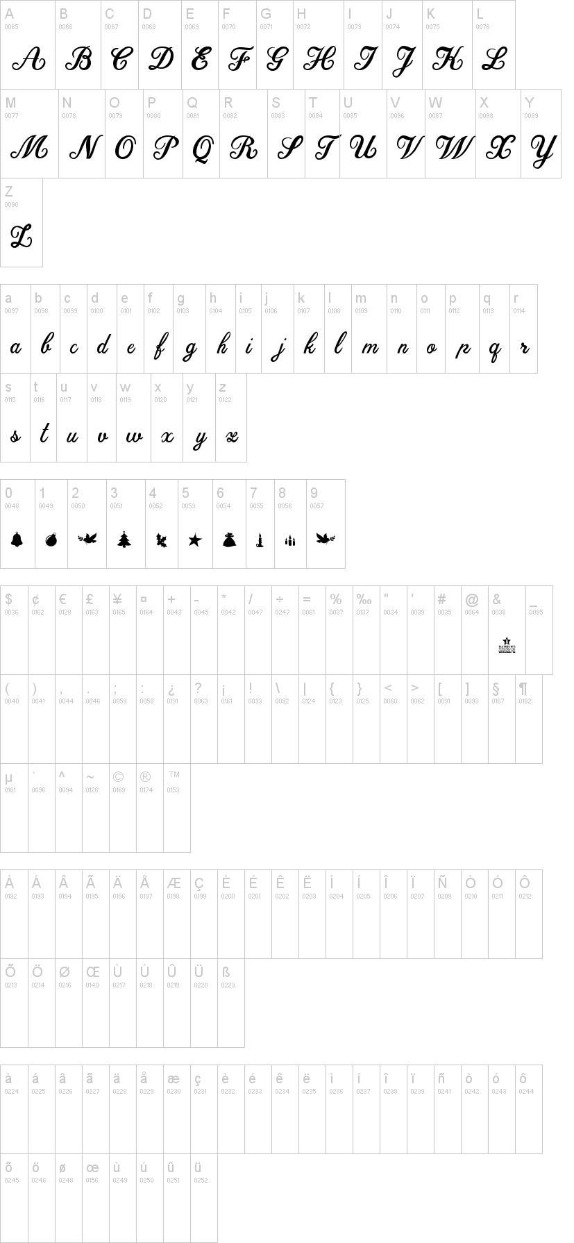 Christmas Time Font-1