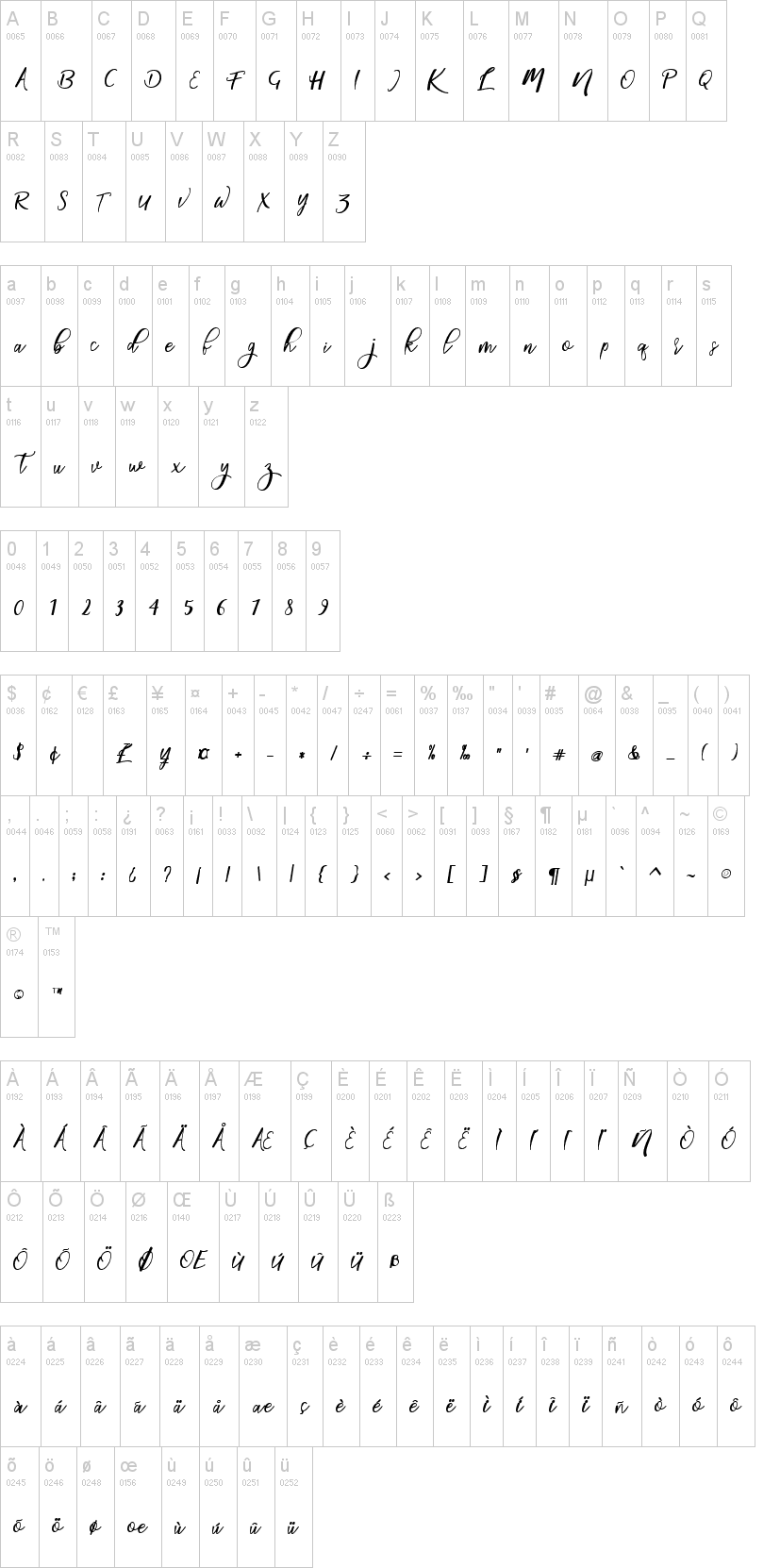 Magic Font-1