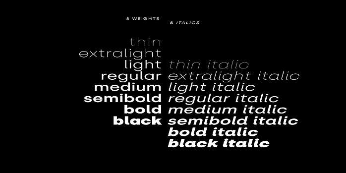Silka Font Family-1