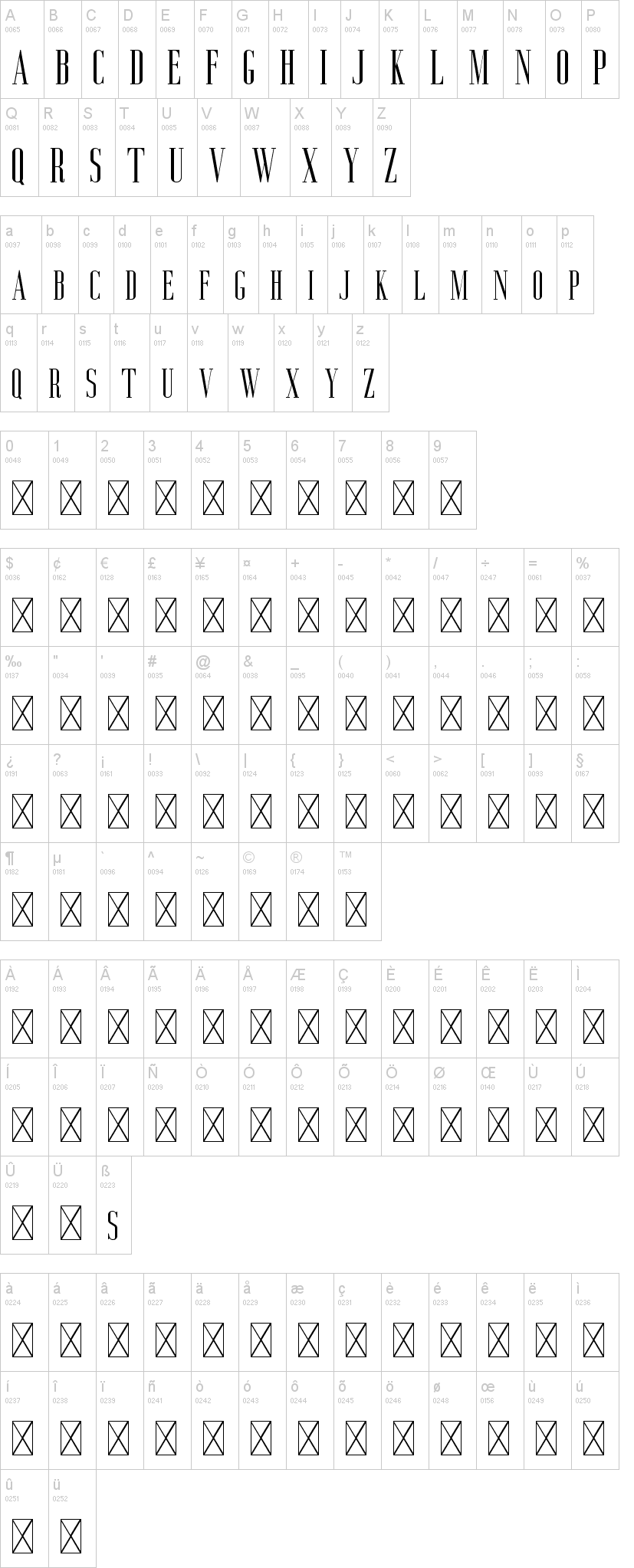 Aguero Serif Font Family-1