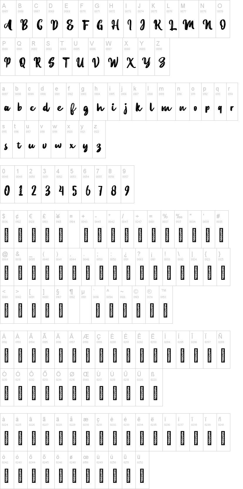 Avant Grande Font-1