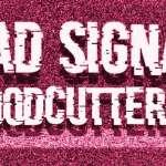 Bad Signal Font