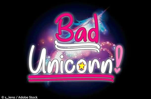 Bad Unicorn Font
