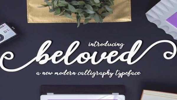 Beloved Font