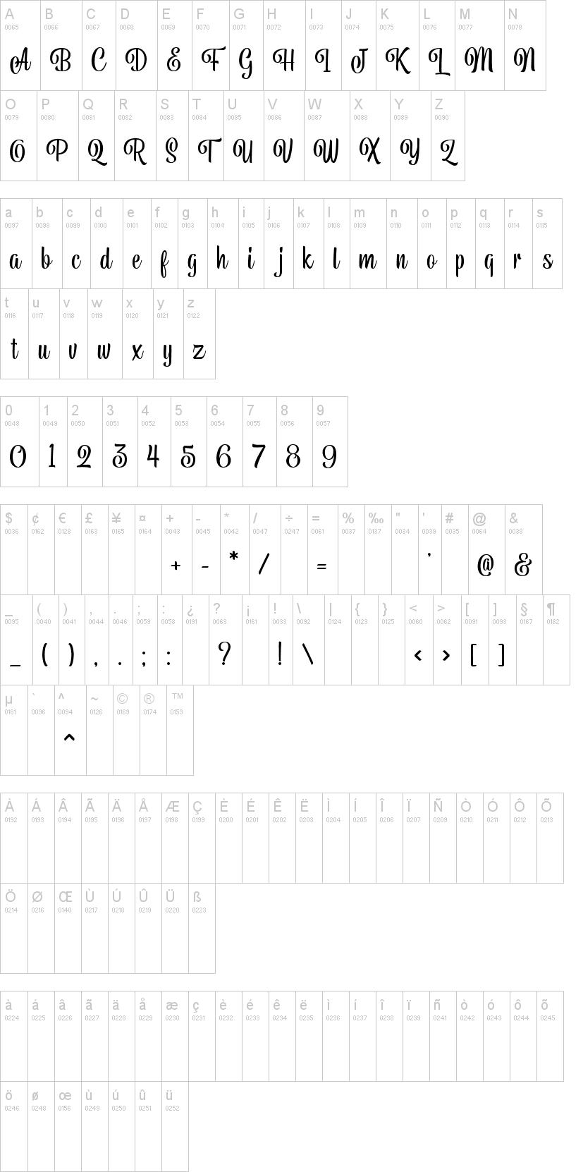Belymon Script Font-1