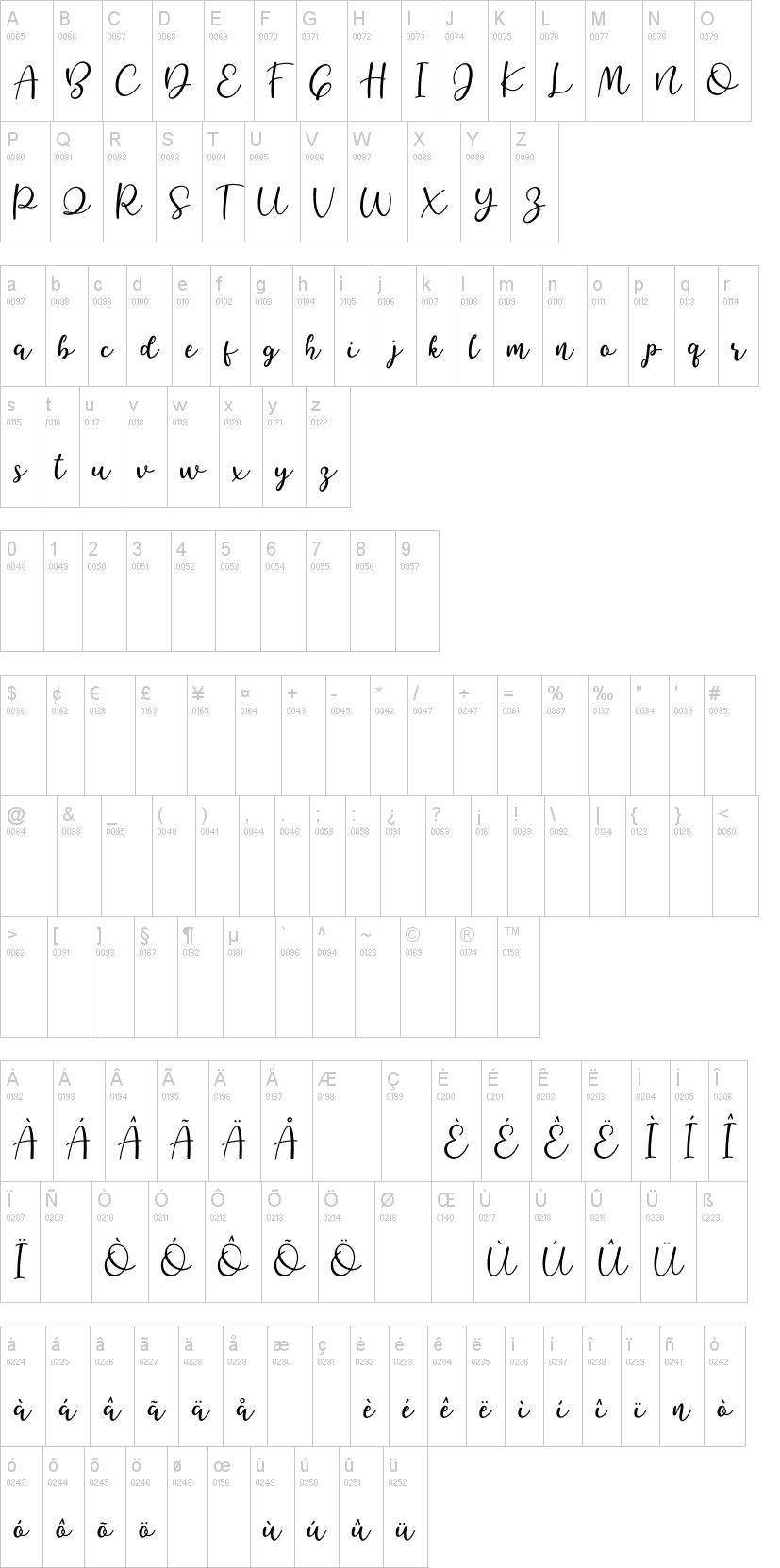 Better Caramel Font-1