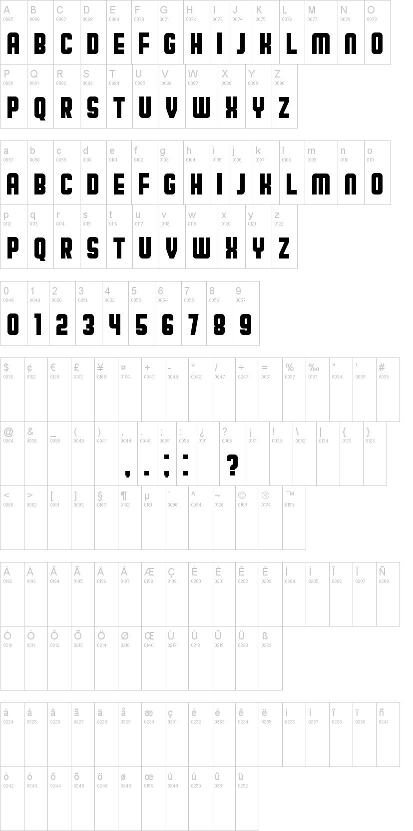 Broadway Font-1