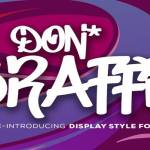 Don Graffiti Font