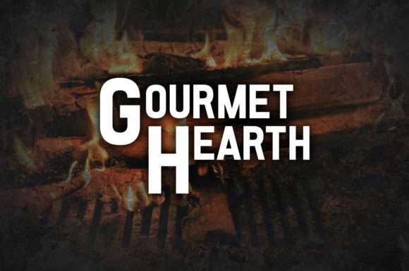 Gourmet Hearth font
