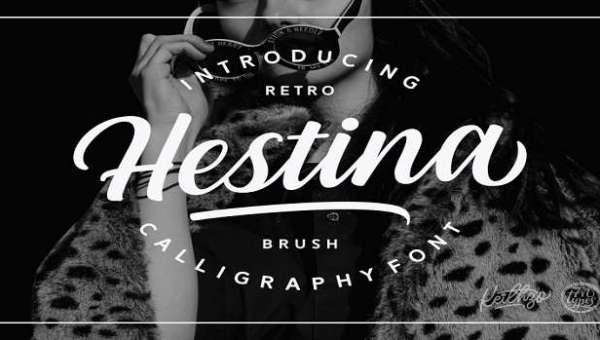 Hestina Font