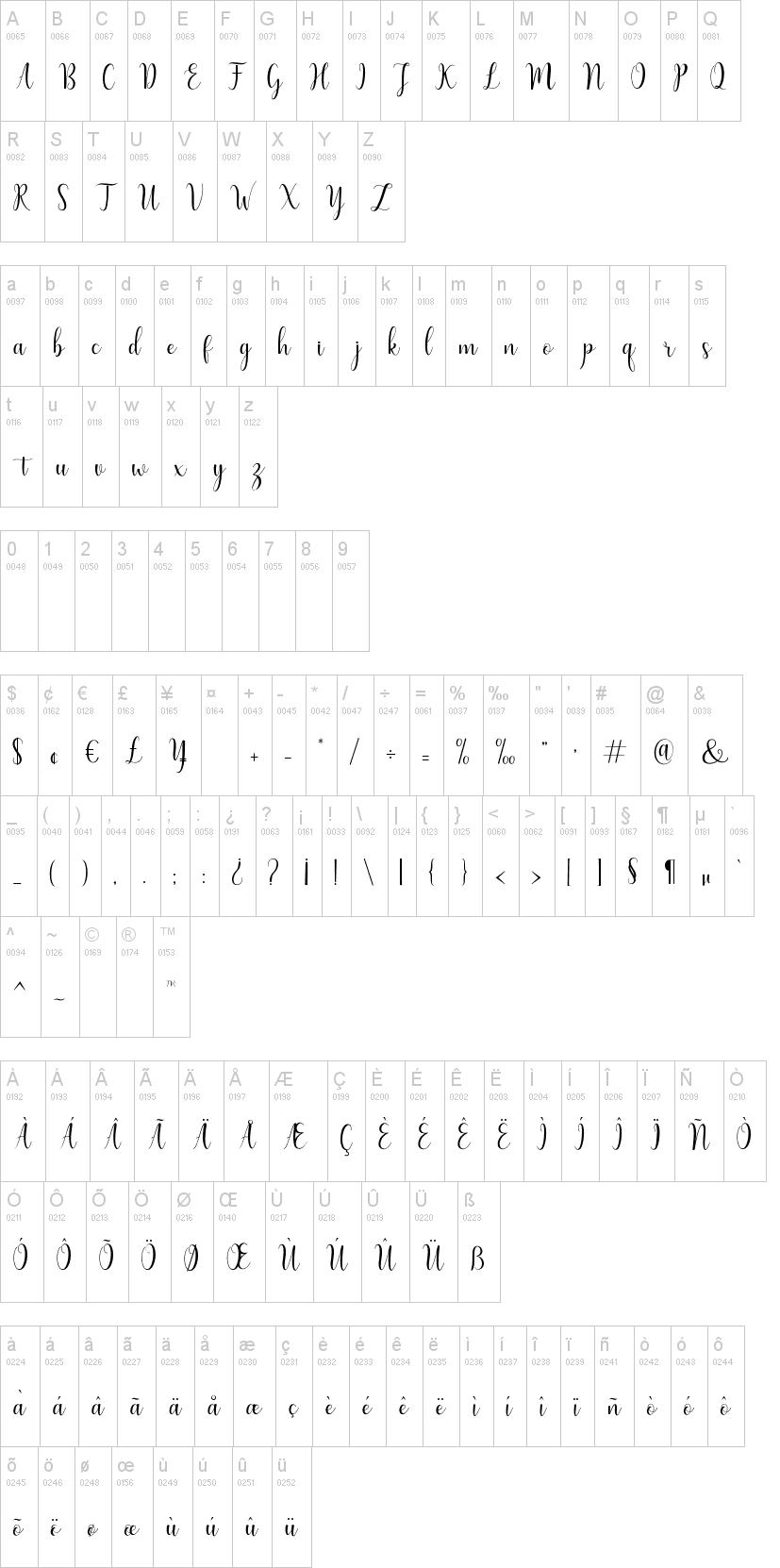 Humble Font-1