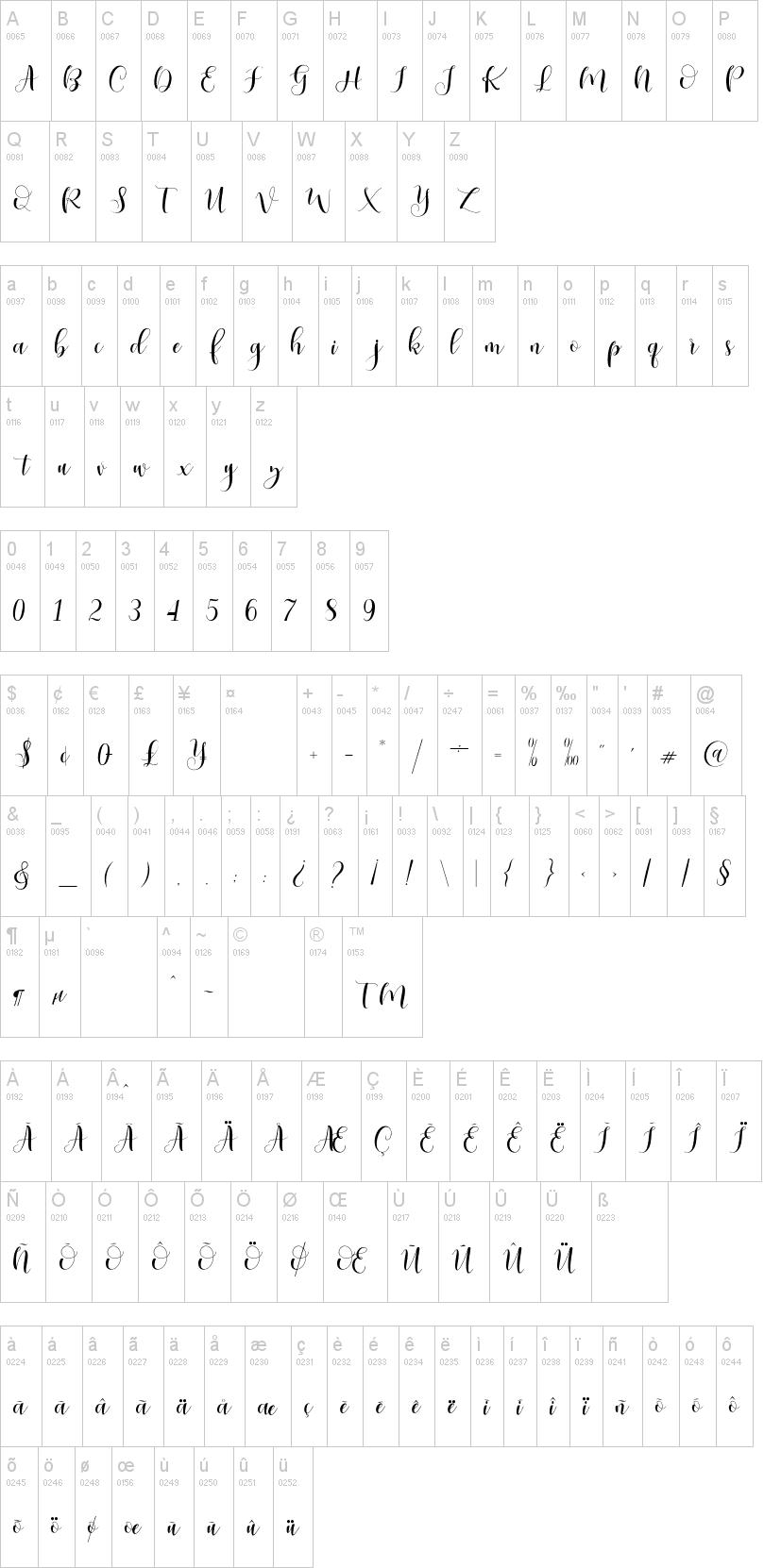 Ladies Script Font-1