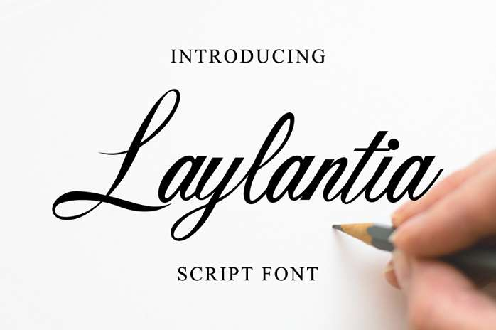 Laylantia Font