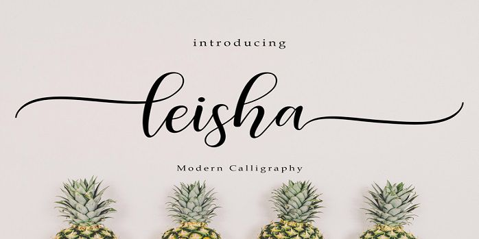 Leisha Font