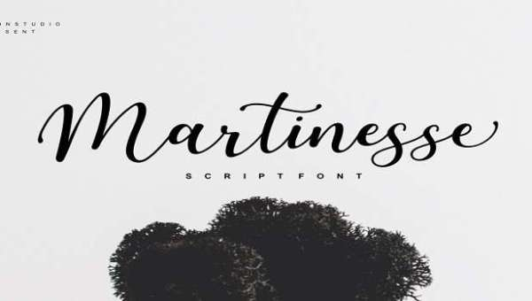 Martinesse Font