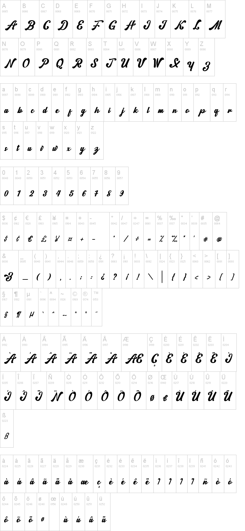 Norty Font-1