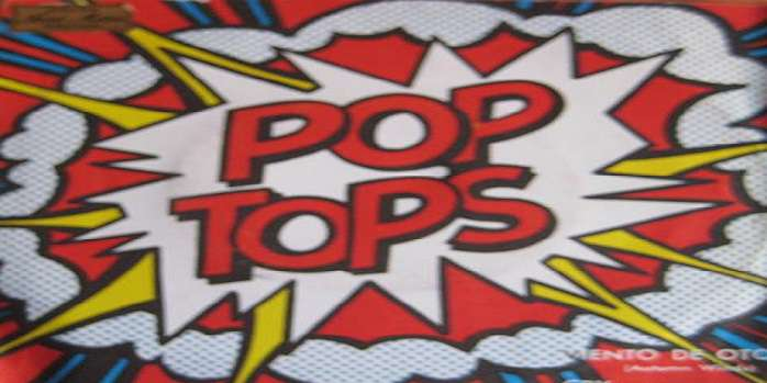 Pop of the Tops font
