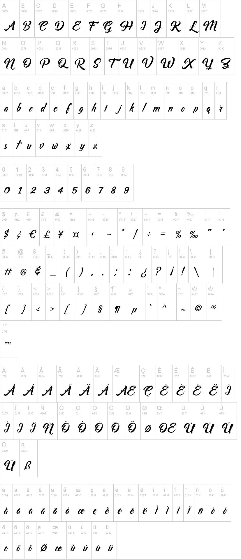 Rashfeng Font-1