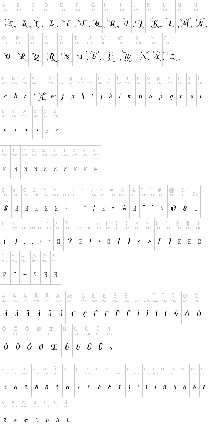 Rhonde Font-1