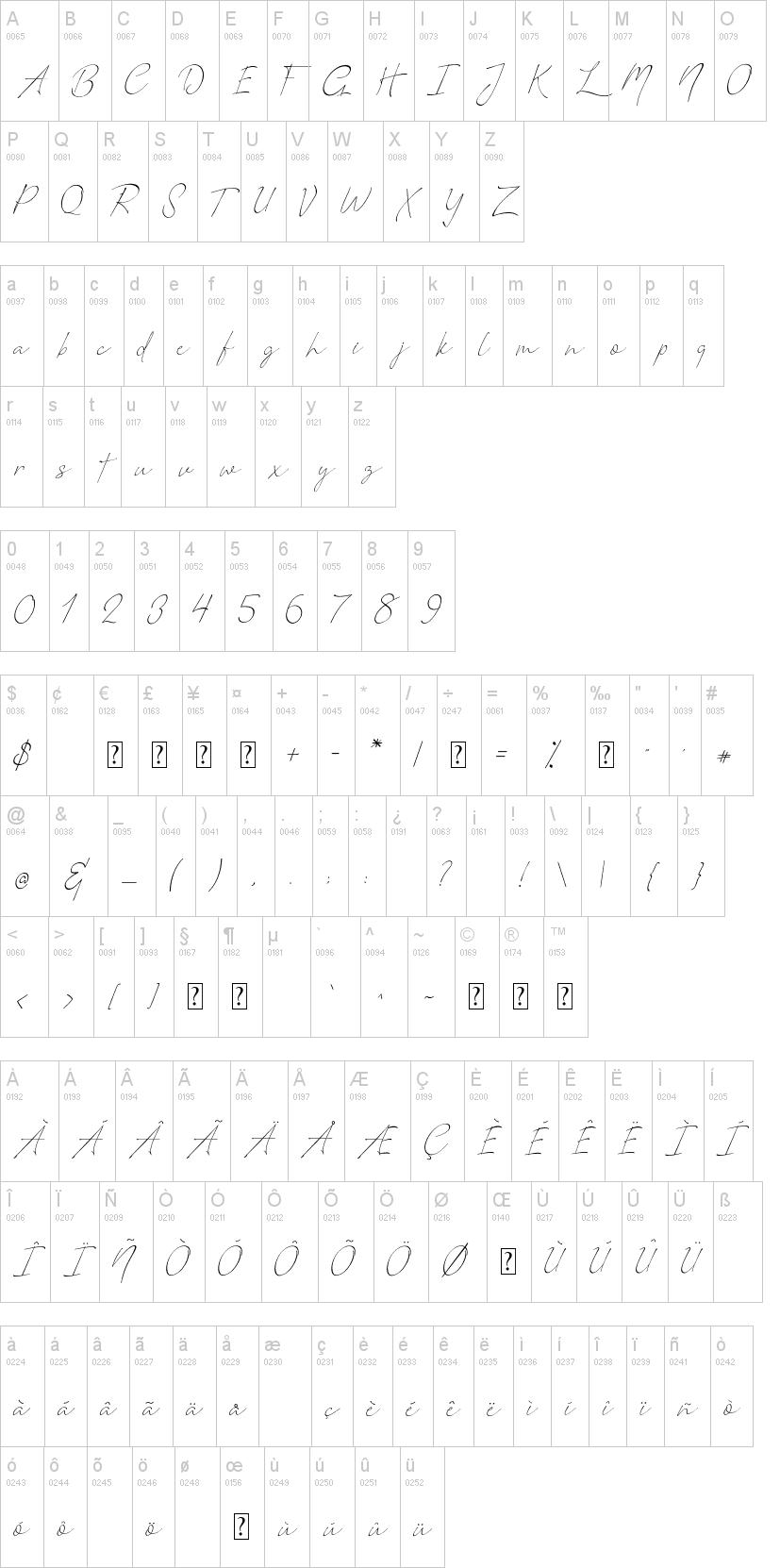 Romantic Couple Font-1