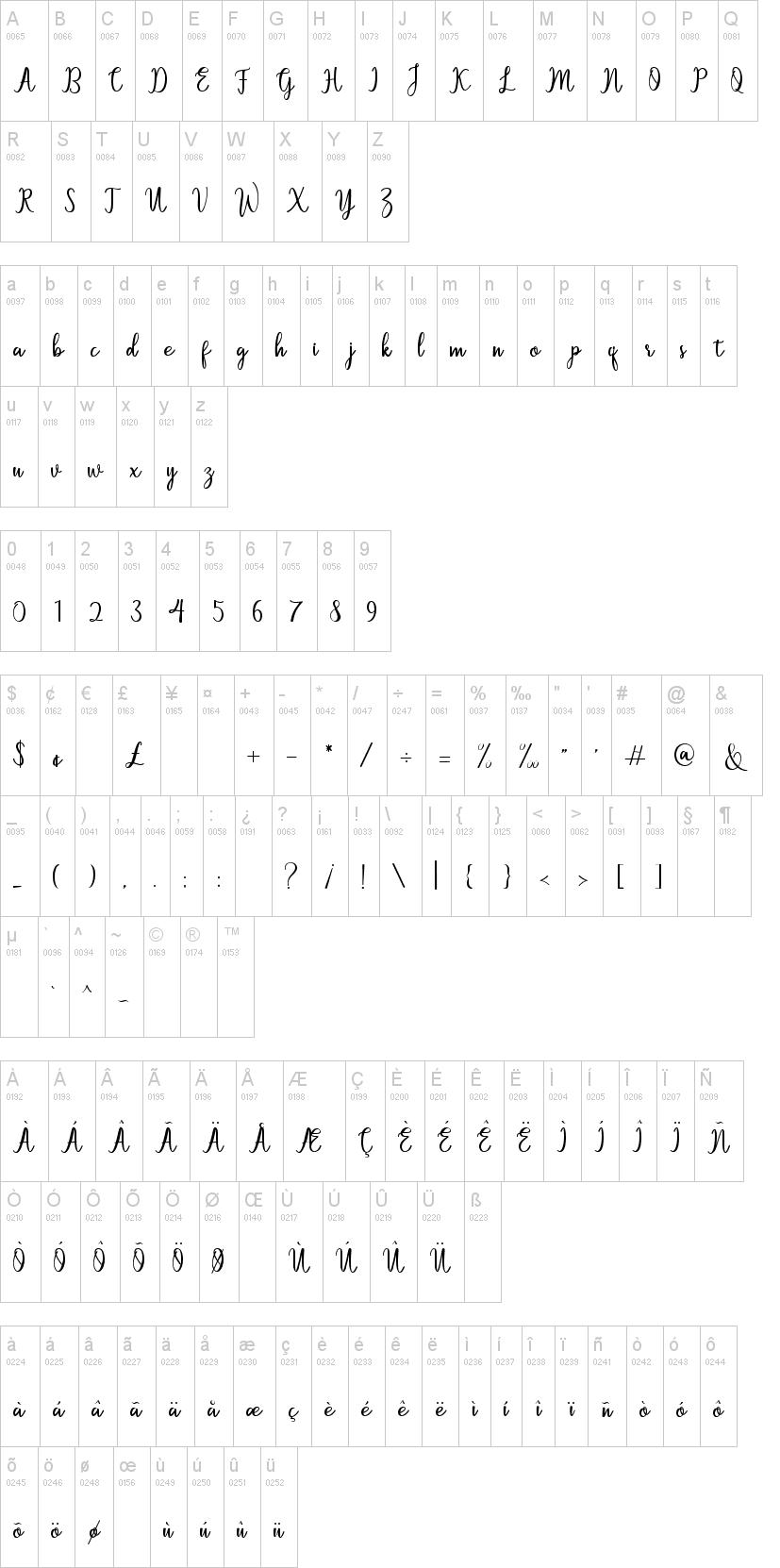 Sallita Font-1