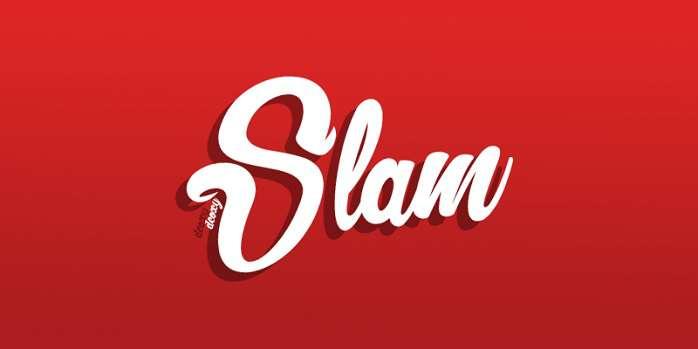 Slam Font