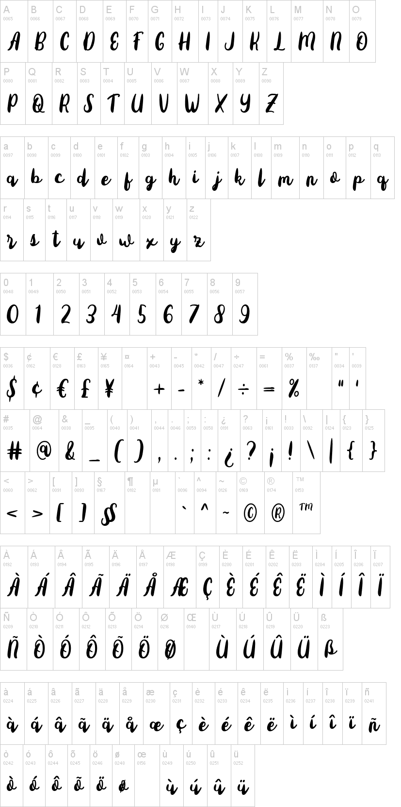Sottee Font-1