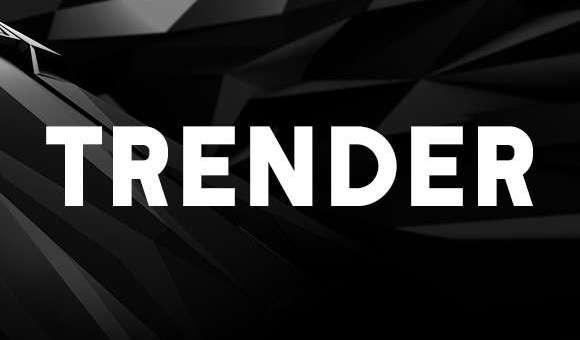 Trender Font
