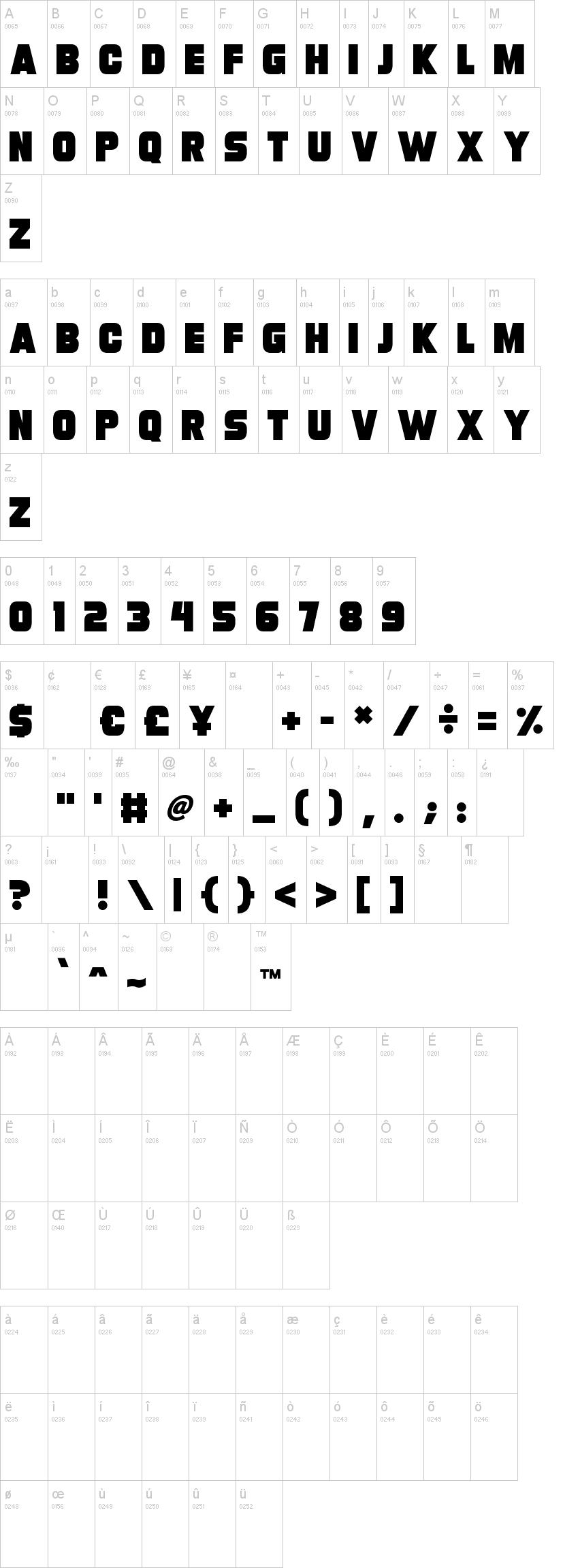 Turnaround Font Family-1