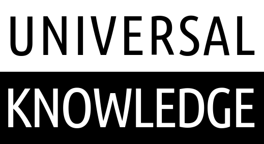 Universal Knowledge Font
