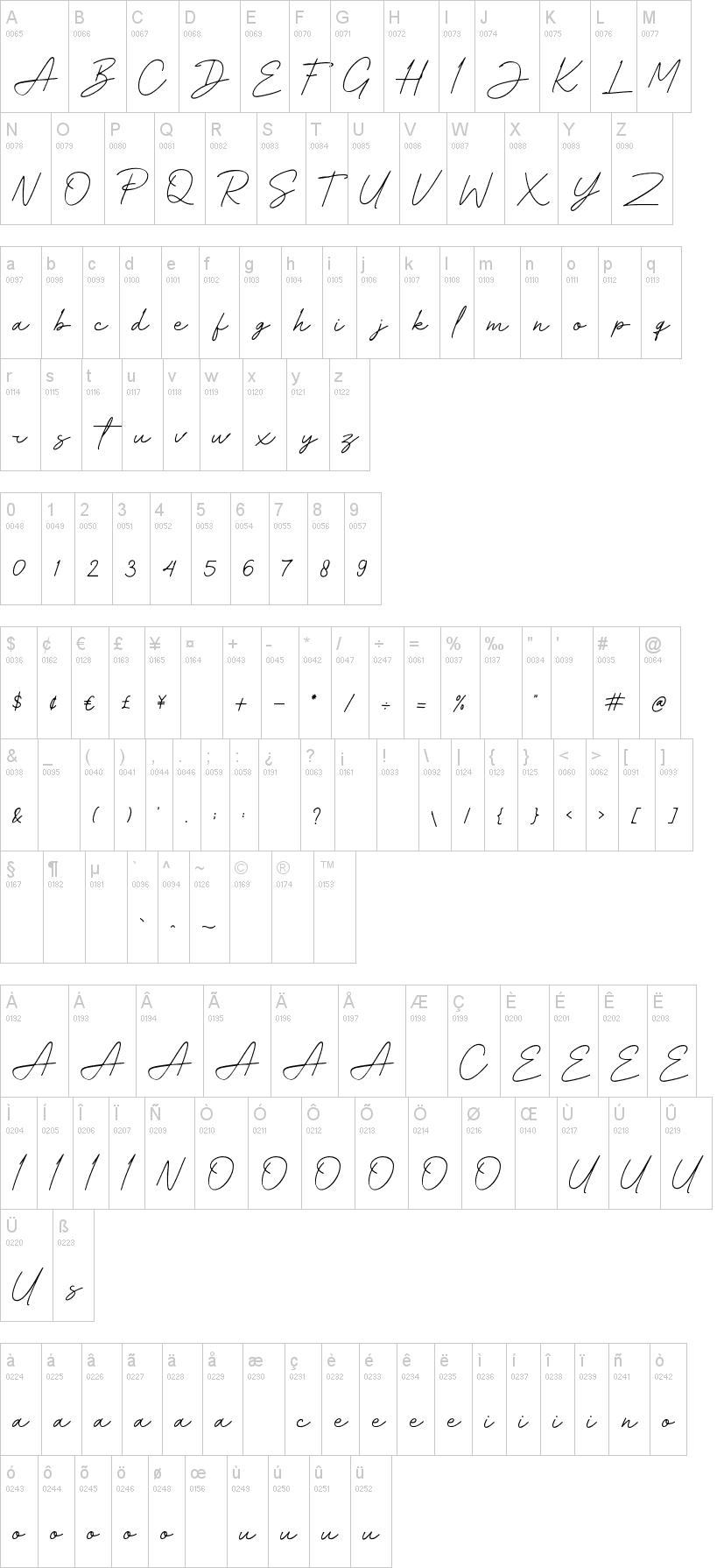 Velocity Font-1