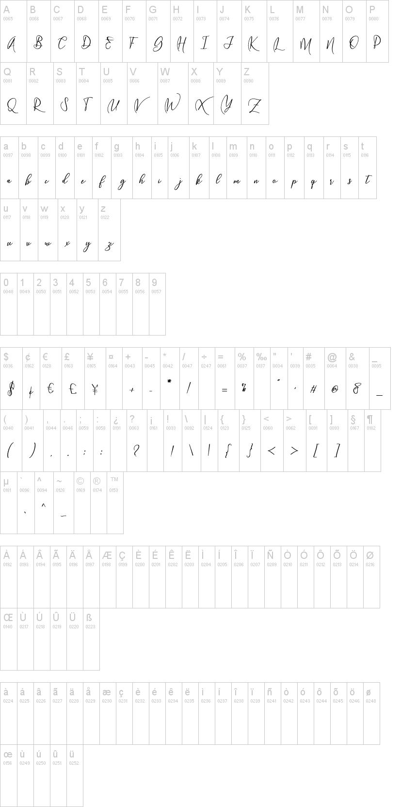 Wellington Font-1