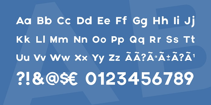 AXIS font-1