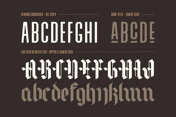 Alvaro Condensed Font Duo-1