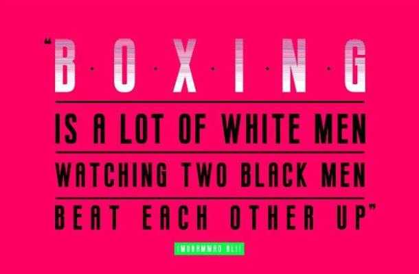 BOXING Font