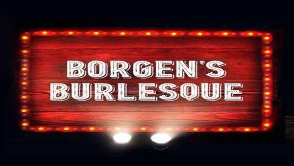 Borgens Burlesque Font