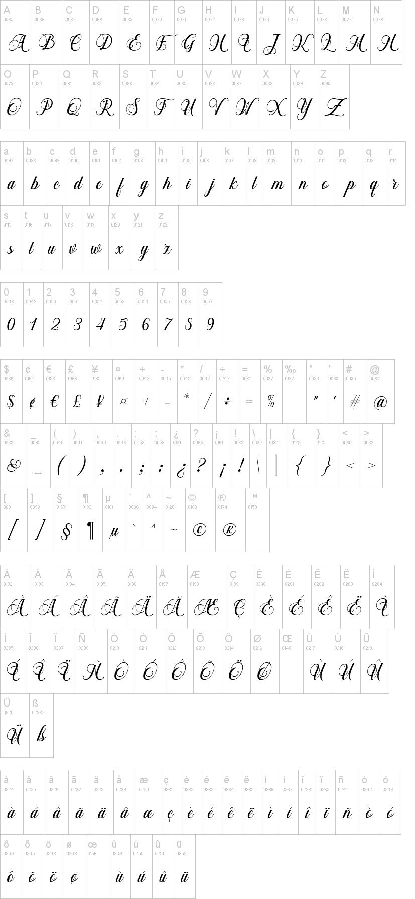 Chalisa Oktavia Font-1