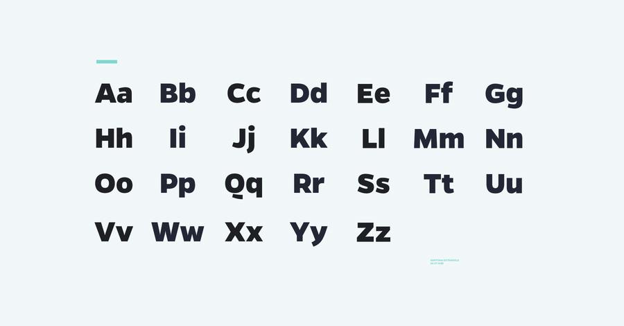 Gentona Font-1