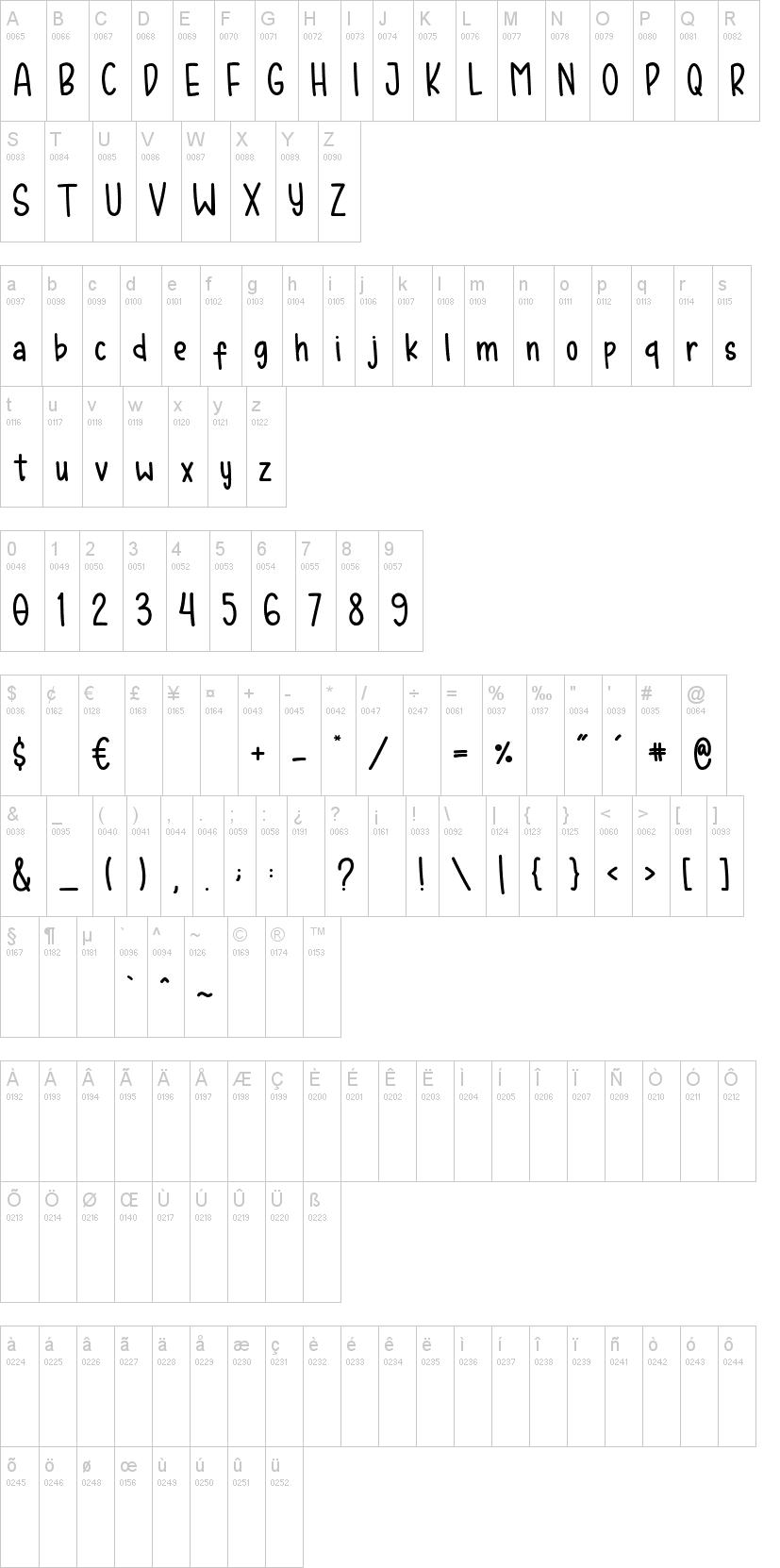 Happy Ending Font-1