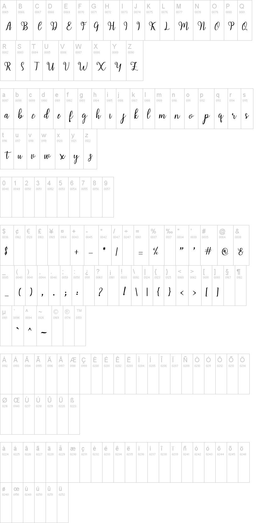Hearty Script Font-1