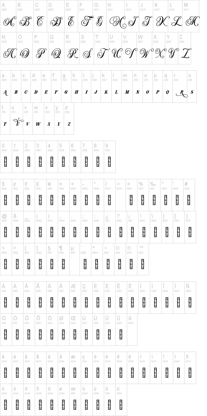 Hondurhas Font-1