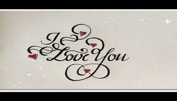 I Love What You Do Font