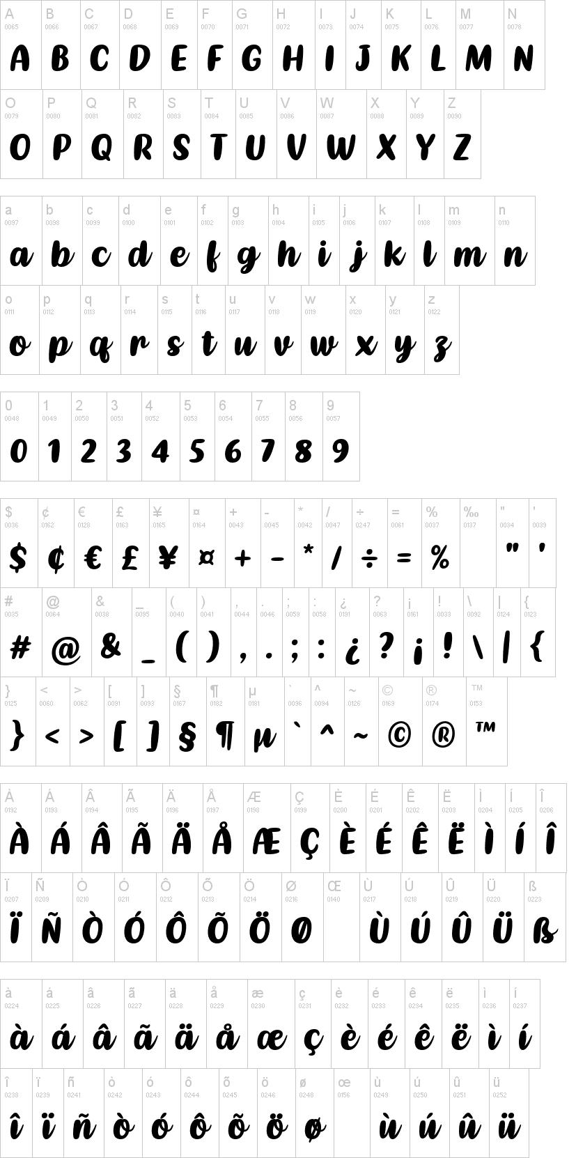 Kathen Font-1