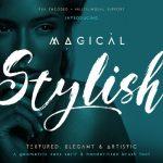 Magical Stylish Font Duo