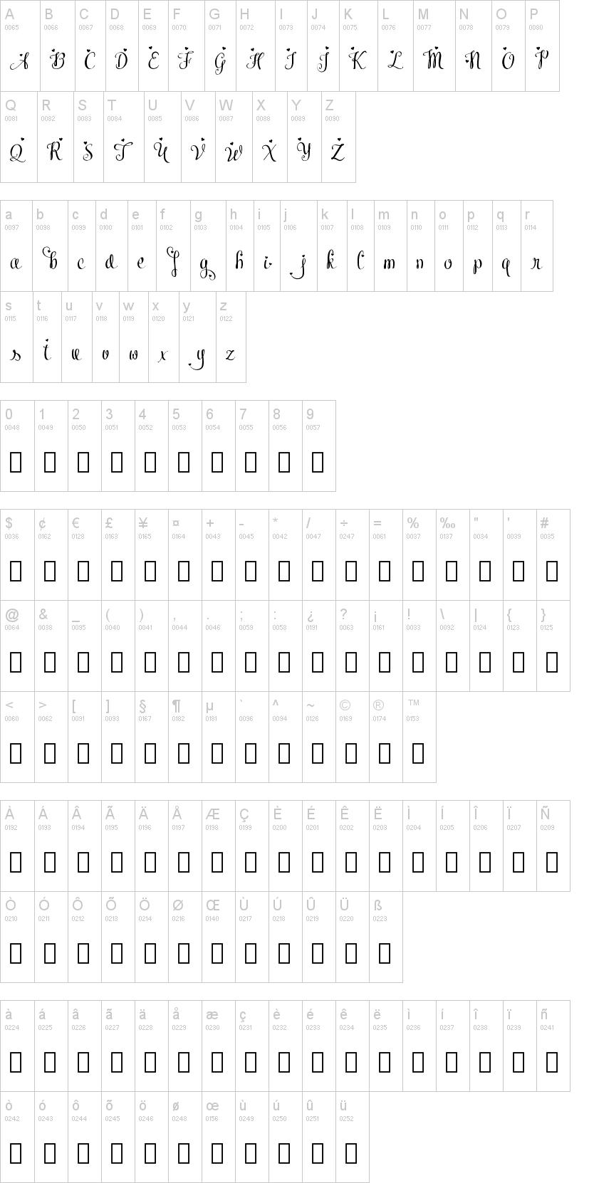 Meybi Font-1