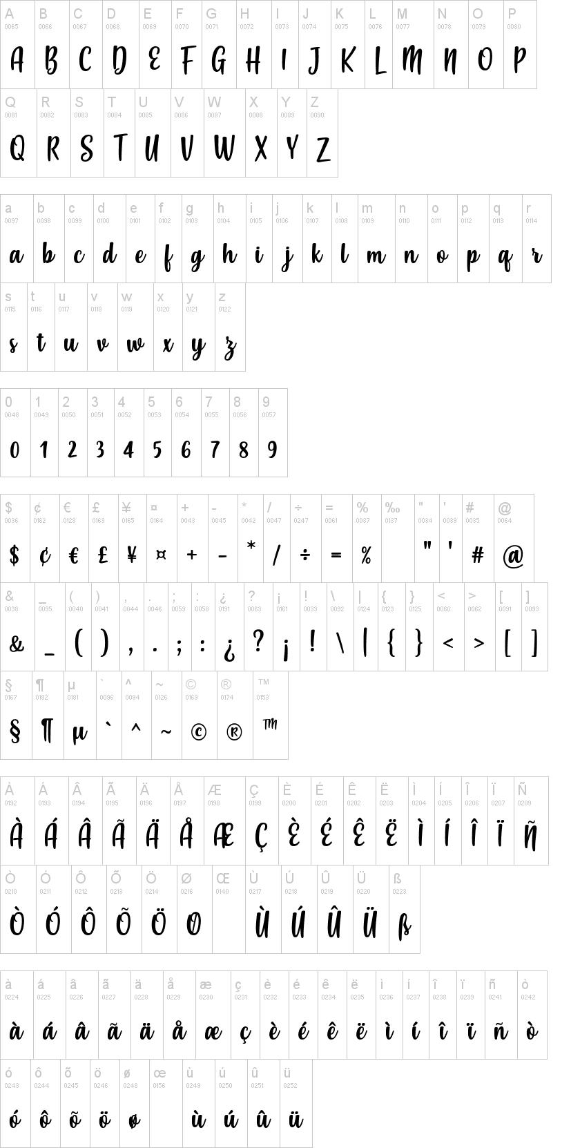 Misses Font-1