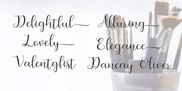 Seabright Script Font-1