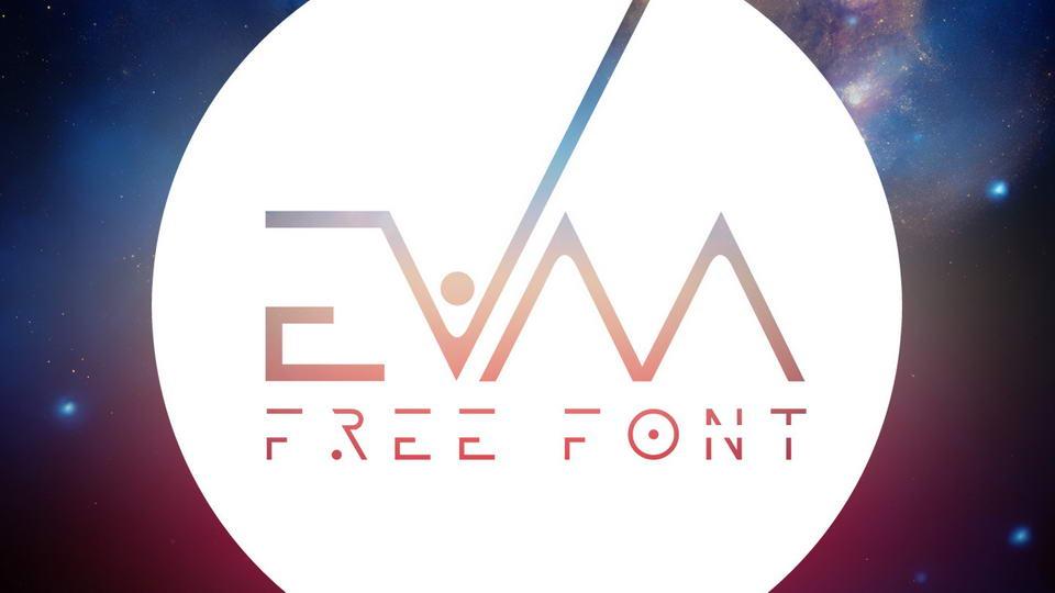 evaa-free-font