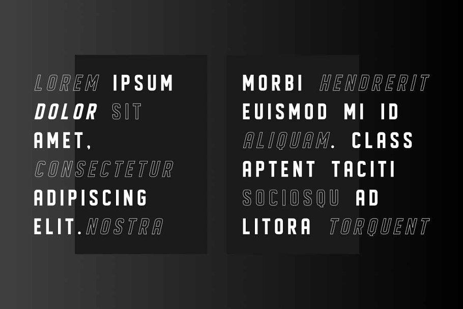 Displayed Typeface-2